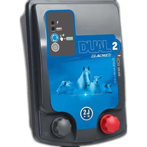 Lacme dual D2 villanypásztor készülék