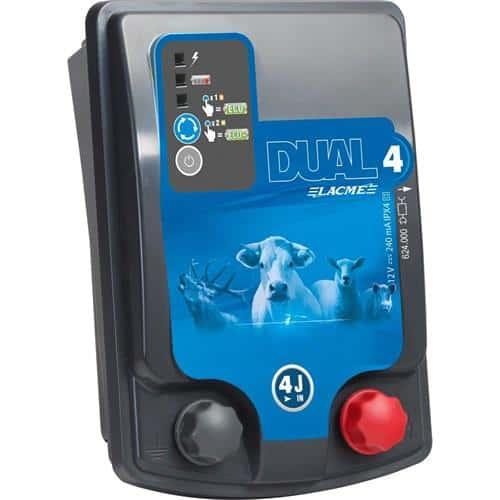 Lacme dual D4 villanypásztor készülék