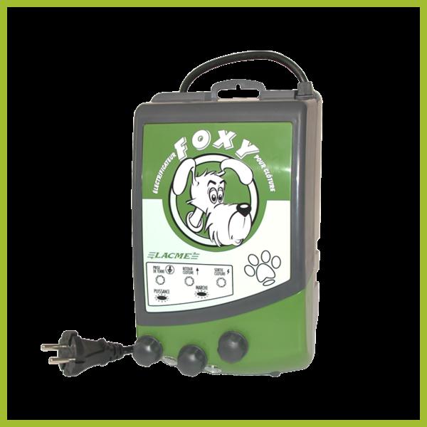 centrale foxy villanypásztor készülék