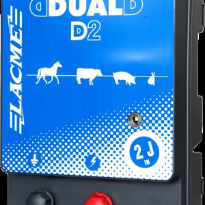 dual d2 villanypásztor készülék