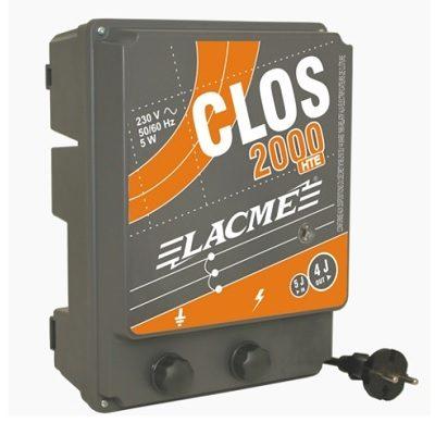 lacme-clos 2000 hte villanypásztor készülék