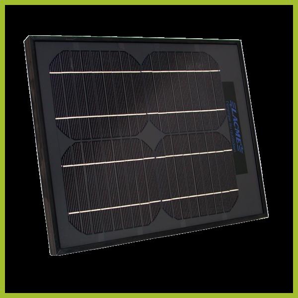 napelem 10w villanypásztor