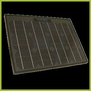 napelem 25 W villanypásztor