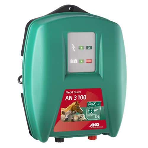 AKO Mobil Power AN3100 villanypásztor készülék