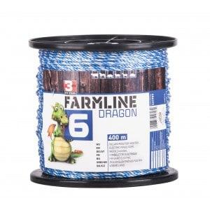 farmline dragon6 villanypásztor vezeték 400m