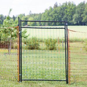 Villanypásztor hálóhoz kapu (2)