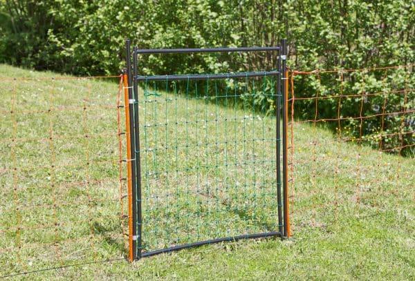 Villanypásztor hálóhoz kapu (3)