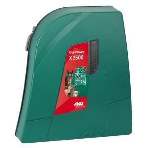 AKO Duo Power X2500 Villanypásztor Készülék 2 J