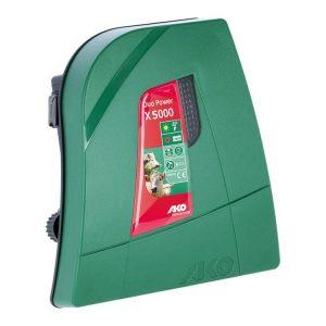 AKO Duo Power X5000 Villanypásztor Készülék 4,5 J
