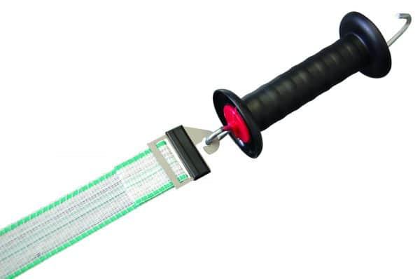 AKO Kapufogantyú Litzclip® szalagösszekötővel 40 mm szalaghoz 2