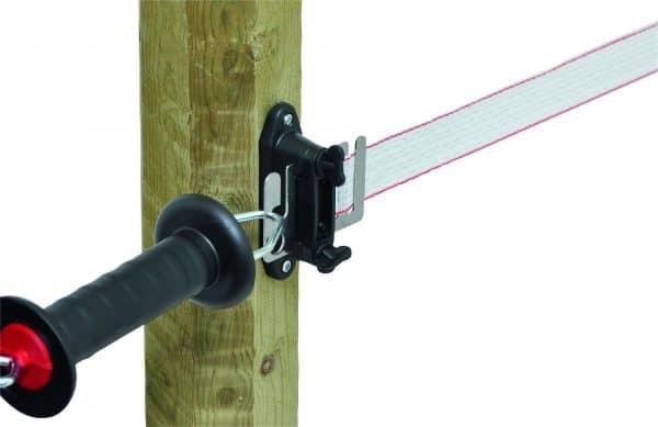 AKO PROFI multifunkcionális villanypásztor kapuszigetelő és kapuakasztó szalaghoz 1