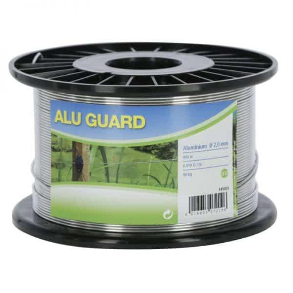 ALU-QUARD-Villanypásztor-aluminium-huzal-vezeték-400m-16mm