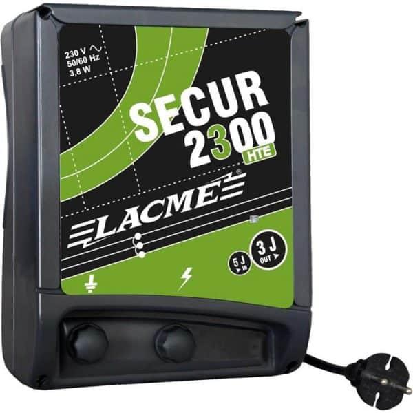 LACME Secur 2300 HTE Hálózati Villanypásztor Készülék 3 J