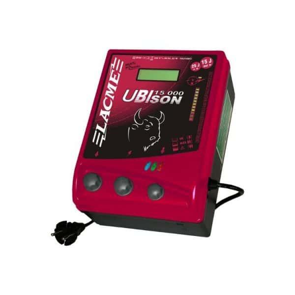 LACME UBISON 15000 Hálózati Villanypásztor Készülék 15 J
